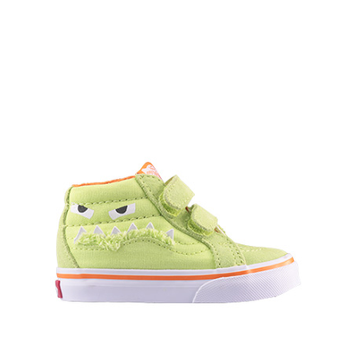 Sk8-mid reissue green monster TS productafbeelding