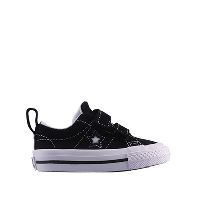 One Star 2v Ox Black/White TS productafbeelding