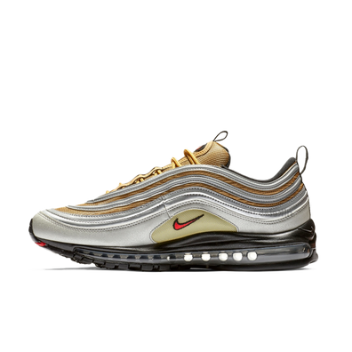 Nike Air Max 97 'Silver & Gold' productafbeelding