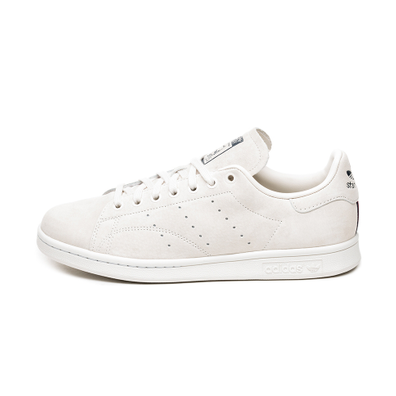 adidas Stan Smith (Clear White / Crystal White / Collegiate Burgundy) productafbeelding