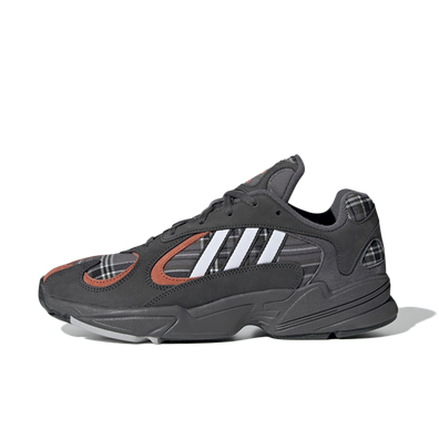 adidas Yung-1 Plaid 'Solid Grey' productafbeelding