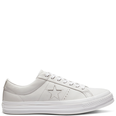 Converse One Star Leather Low Top productafbeelding