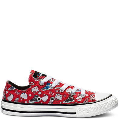 Converse x Hello Kitty Chuck Taylor All Star Low Top productafbeelding
