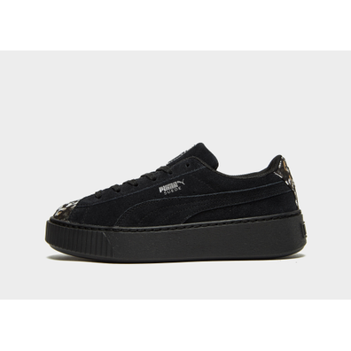 Puma Suede Platform Athluxe Kids Girls Trainers productafbeelding