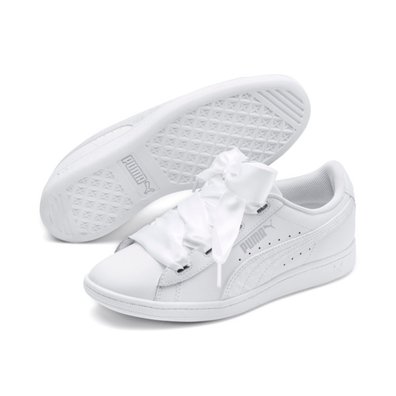 Puma Vikky Ribbon Youth Girls Trainers productafbeelding
