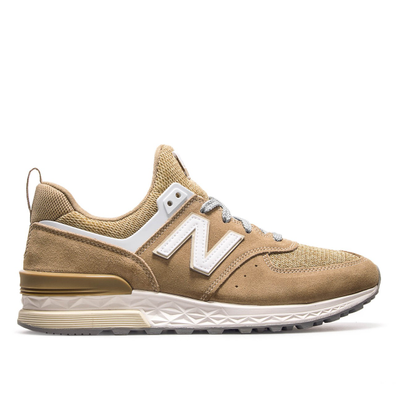 New Balance MS 574 BS Beige productafbeelding