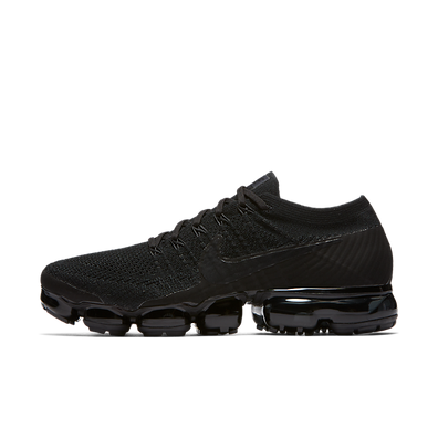 Nike Air Vapormax Flyknit (Black / Black - Anthracite - White) productafbeelding
