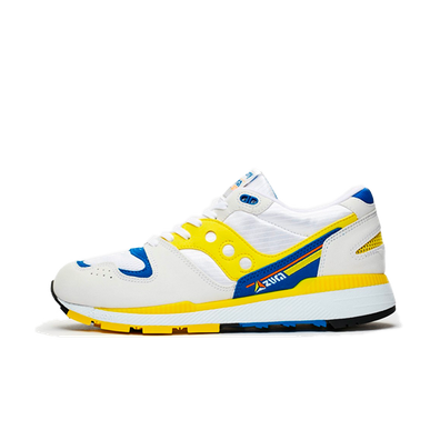 Saucony Azura 'Yellow & Blue' productafbeelding