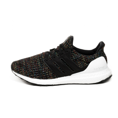 adidas Ultra Boost (Core Black / Core Black / Active Red) productafbeelding