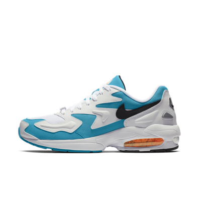 Nike Air Max 2 Light 'Blue Lagoon' productafbeelding