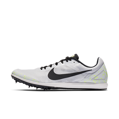 Nike Zoom Rival D 10 Track spike (unisex) - Zilver productafbeelding
