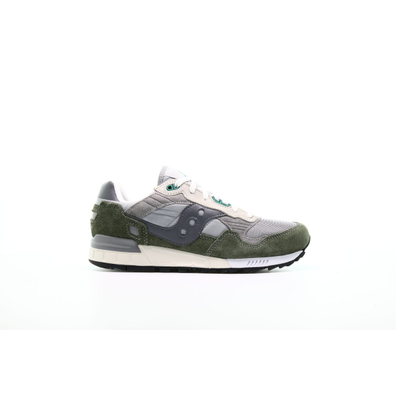 "Saucony Shadow 5000 Vintage ""Grey & Green"" productafbeelding"