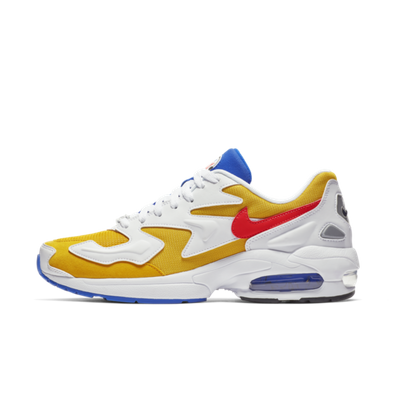 Nike Air Max 2 Light 'Light University Gold' productafbeelding