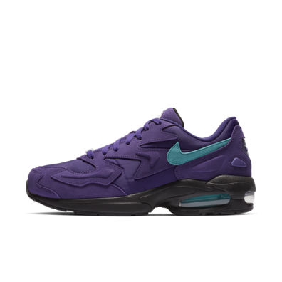 Nike Air Max² Light 'Black & Purple' productafbeelding