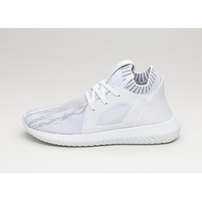 adidas Tubular Defiant PK W (Ftwr White/ Ftwr White/ Clear Granite) productafbeelding