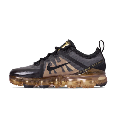 Nike Air VaporMax 2019 'Black Gold' productafbeelding