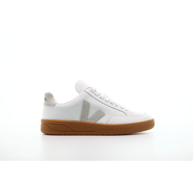 "Veja V-12 Leather ""Extra White"" productafbeelding"