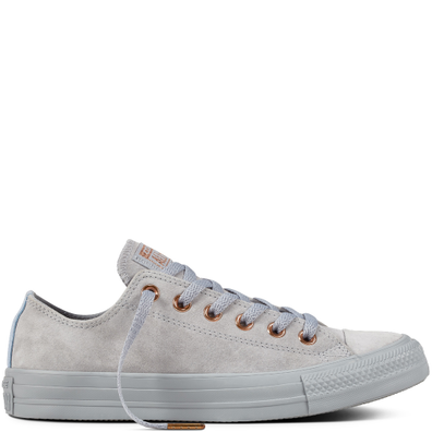 Chuck Taylor All Star Suede Low Top productafbeelding