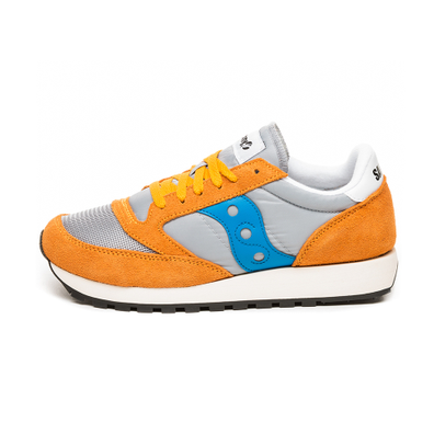 Saucony Jazz Original Vintage (Orange / Grey / Blue) productafbeelding
