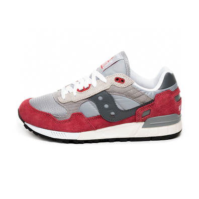 Saucony Shadow 5000 Vintage (Grey / Red) productafbeelding