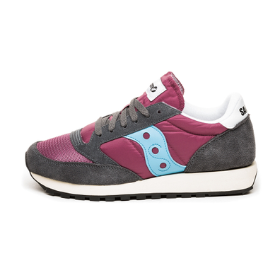 Saucony Jazz Original Vintage (Purple / Grey / Blue) productafbeelding
