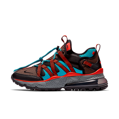Nike Air Max 270 Bowfin Dark Russet / Black / Crimson productafbeelding