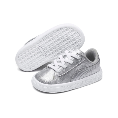 Puma Basket Metallic PS productafbeelding