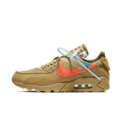 Off-White X Nike Air Max 90 'Desert Ore' productafbeelding