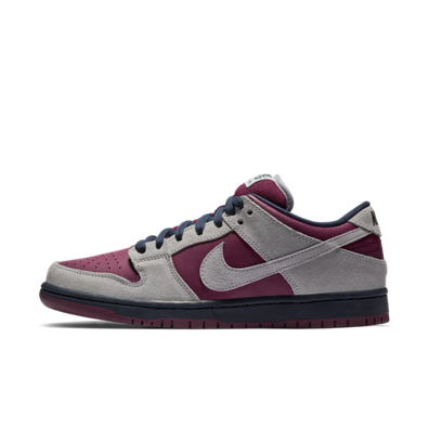 Nike SB Dunk Low Pro 'Red' productafbeelding
