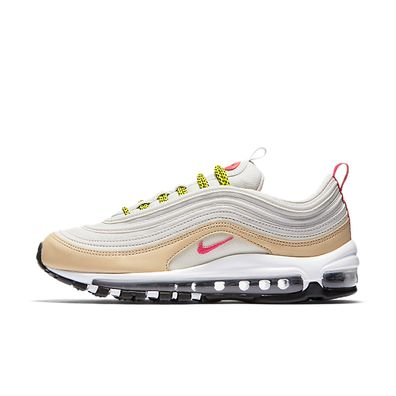 "Nike Air Max 97 ""Pink, White & Orange"" productafbeelding"