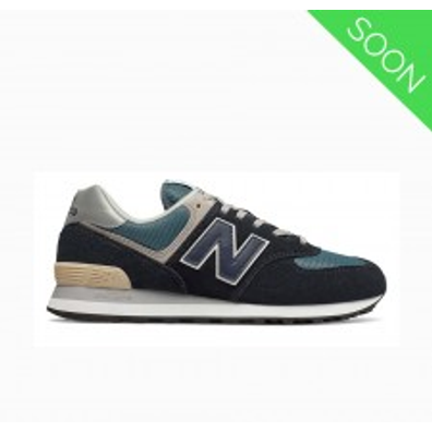 New Balance ML574ESS - Dark Navy productafbeelding