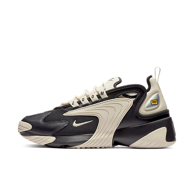 Nike Wmns Zoom 2K (Oil Grey / Light Cream) productafbeelding