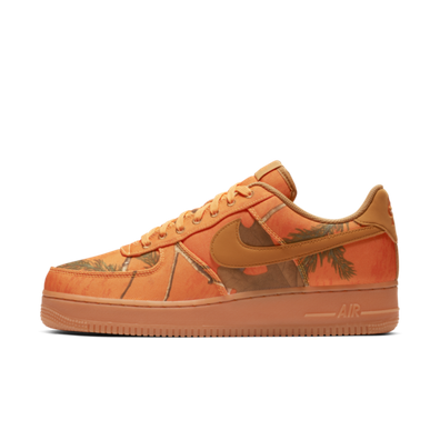 Nike Air Force 1 07 LV8 Realtree 'Orange Camo' productafbeelding