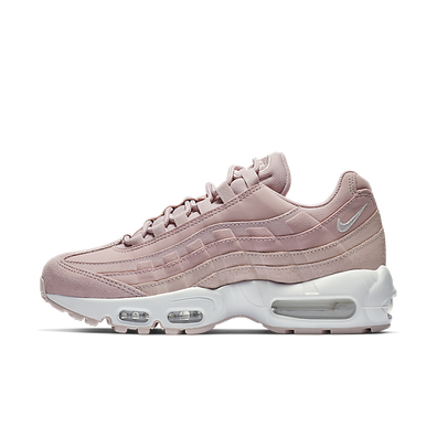 Nike Wmns Air Max 95 PRM (Plum Chalk / Barely Rose - Summit White) productafbeelding