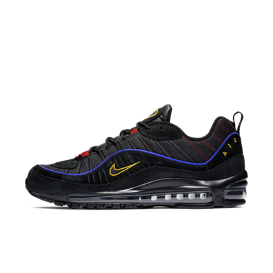 Nike Air Max 98 'Black Multi' productafbeelding
