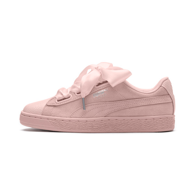 Puma Suede Heart Bubble Womens Trainers productafbeelding