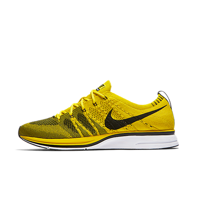 Nike Flyknit Trainer Bright Citron productafbeelding