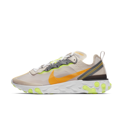 Nike React Element 87 'Laser Orange' productafbeelding