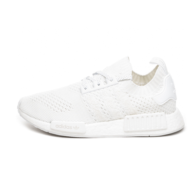adidas NMD R1 PK (Ftwr White / Ftwr White / Linen Green) productafbeelding