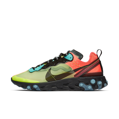 Nike React Element 87 'Racer Pink' productafbeelding