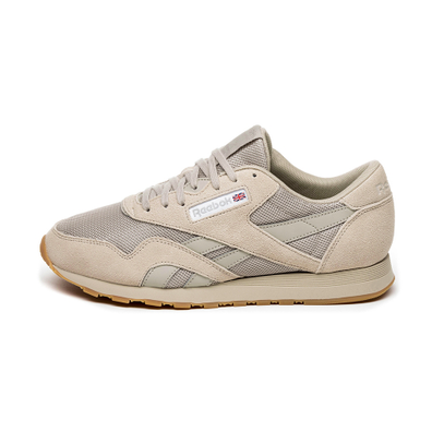 Reebok Classic Nylon MU (Light Sand / White / Skull Grey) productafbeelding