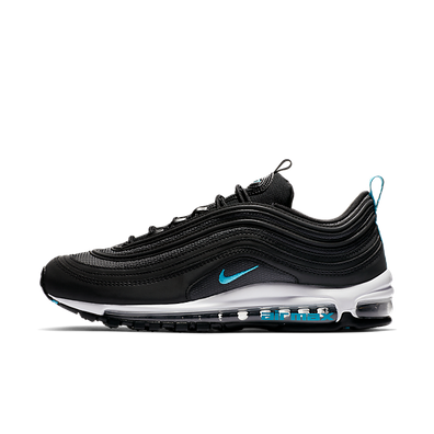 Nike Air Max 97 - Black Blue Fury productafbeelding