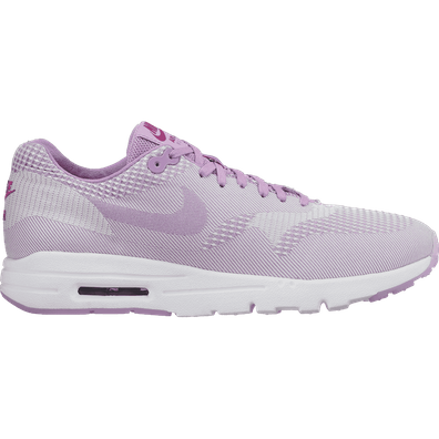 Nike Wmns Air Max 1 Ultra Jcrd Fchs Glw/Fchs Flsh-White-Gm Yl productafbeelding