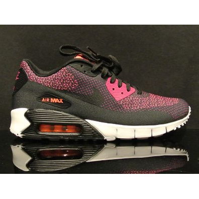 Nike Air Max 90 Jcrd Brght Mgnt/Blck-Ttl Orng-Anthr productafbeelding