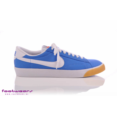 Nike Tennis Classic Blue/white-gm Yellow-blk productafbeelding