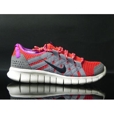 Nike Free Powerlines+ Challenge Red/cool Grey productafbeelding