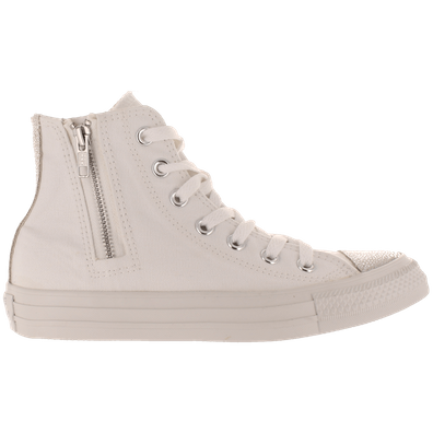 Converse Ct Side Zip High White productafbeelding