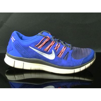 Nike Free 5.0 Bl Ribbon/smmt Wht-prz Bl-bch productafbeelding
