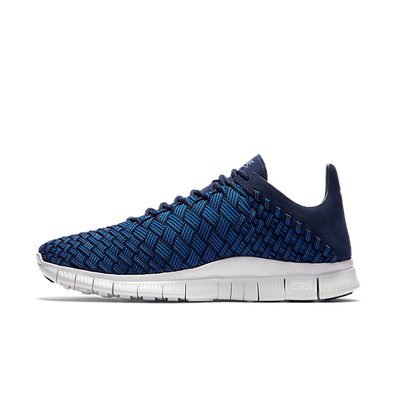 Nike Free Inneva Woven Fountain Blue/Smmt Wht-Mid Nvy productafbeelding