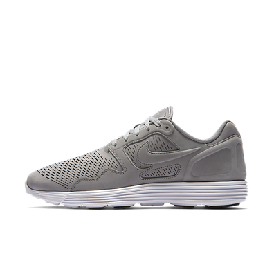 Nike Lunar Flow Lsr Prm Medium Grey/Medium Grey-White productafbeelding